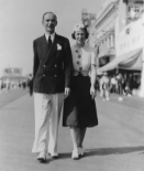 Jean &Jeanne, Atlantic City, circa 1938