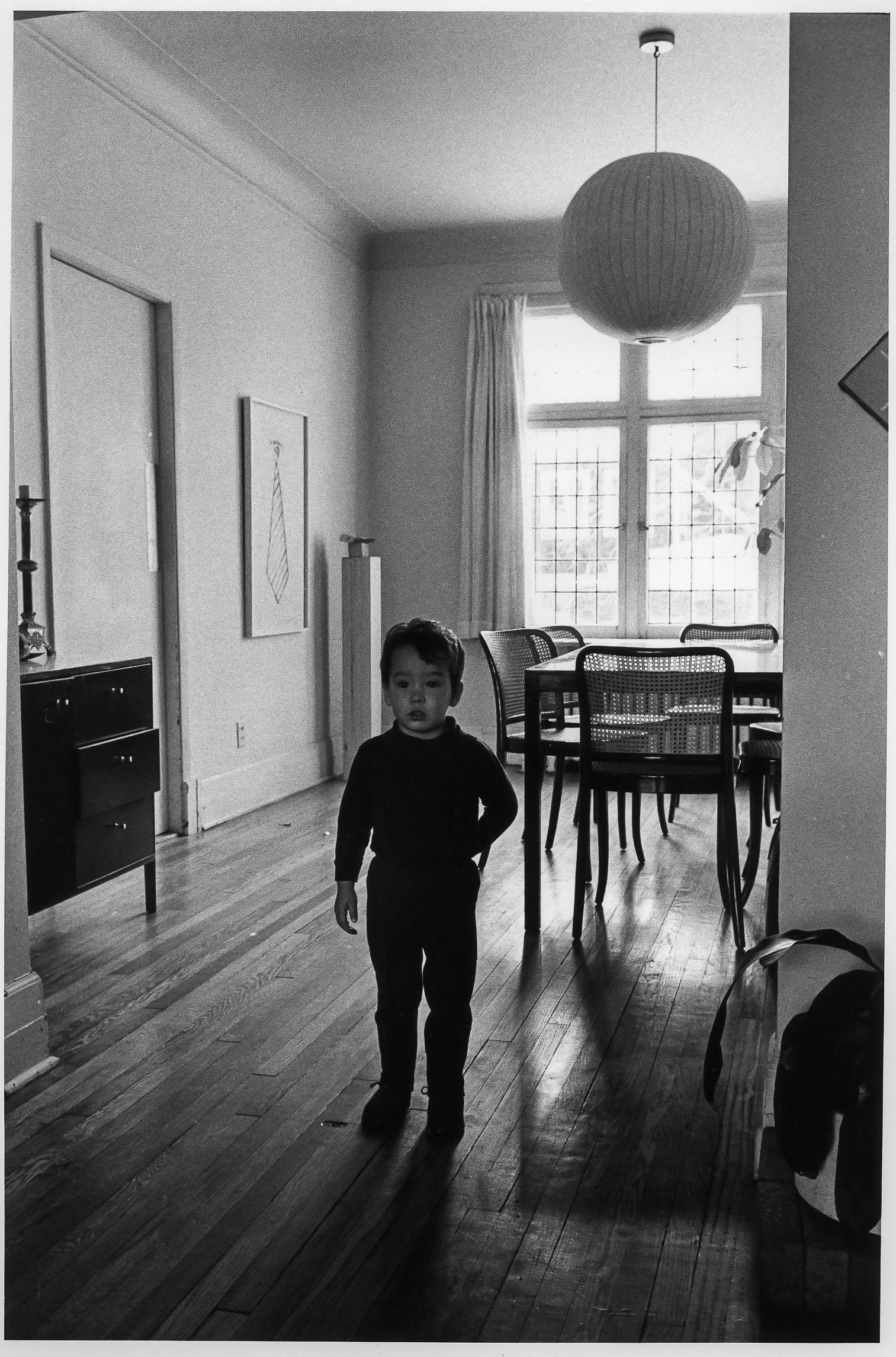 Eames, rue Addington, circa 1966