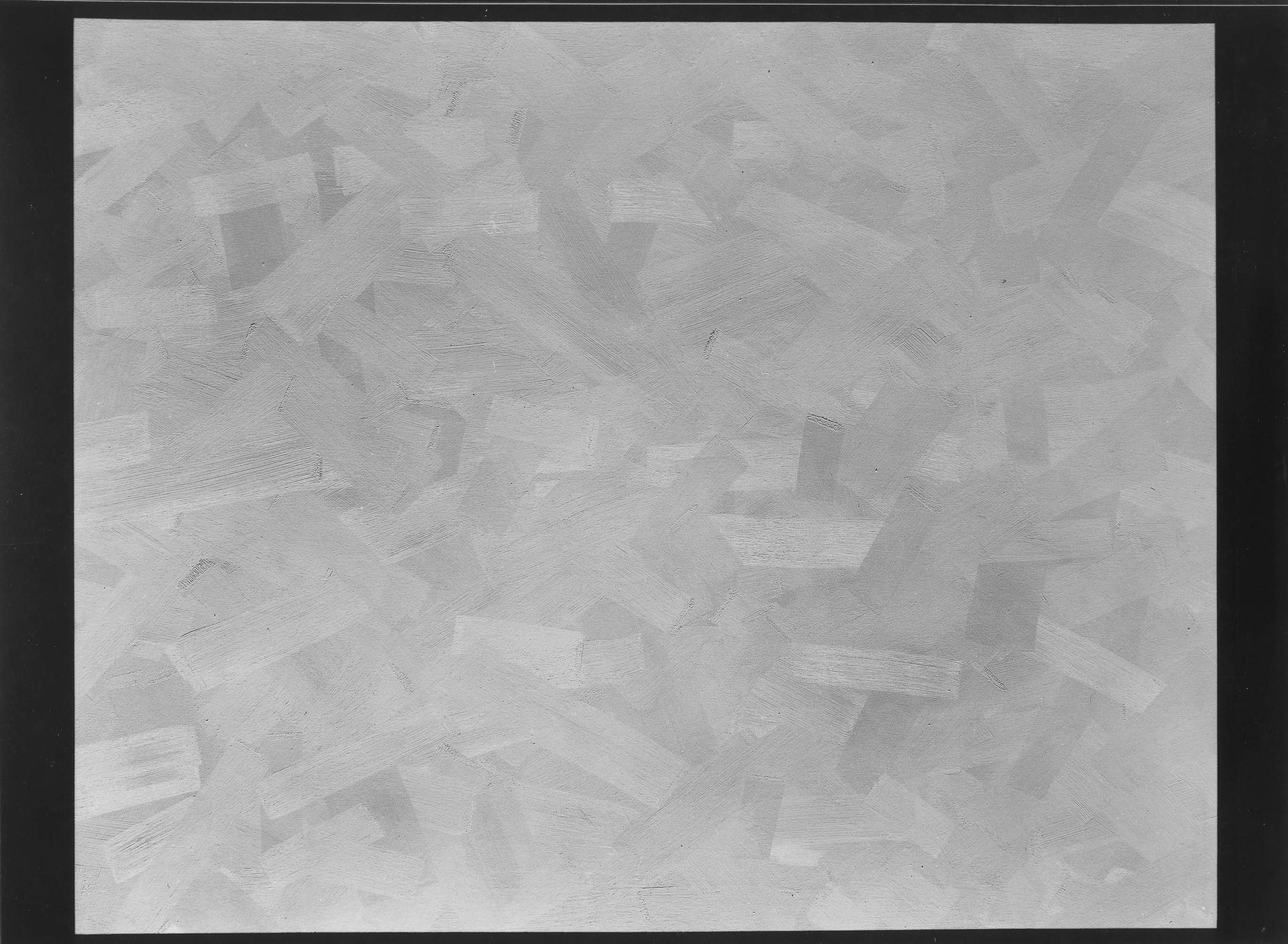 """1968-69, """"Étapes Décembre - December Steps"""", huile sur toile. Collection permanente du Musée des beaux-arts de Montréal."""