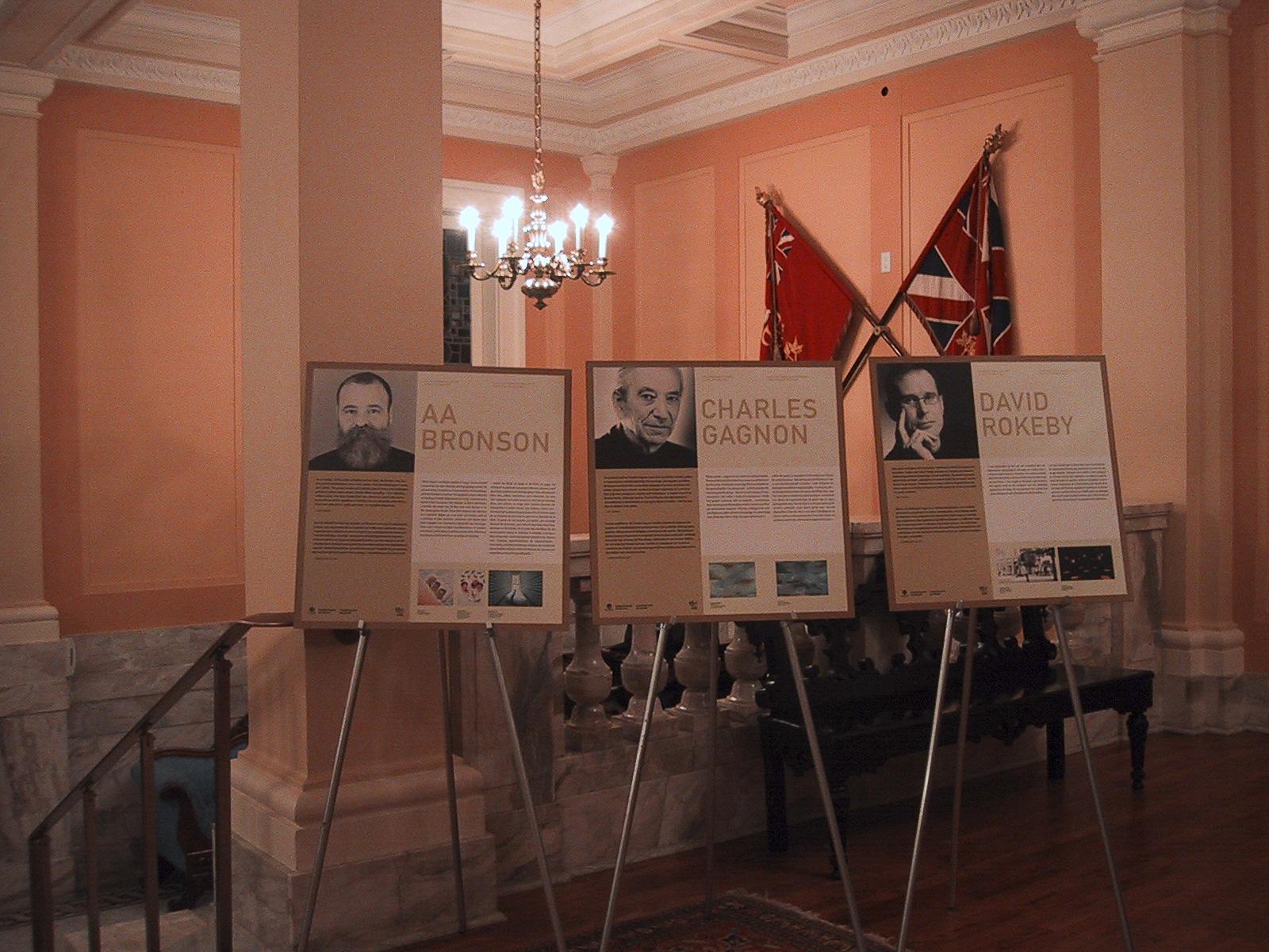 Prix du Gouverneur Général, Ottawa, 2002