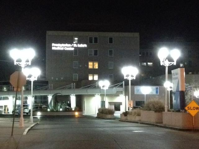 Presbyterian Saint Luke's Hospital