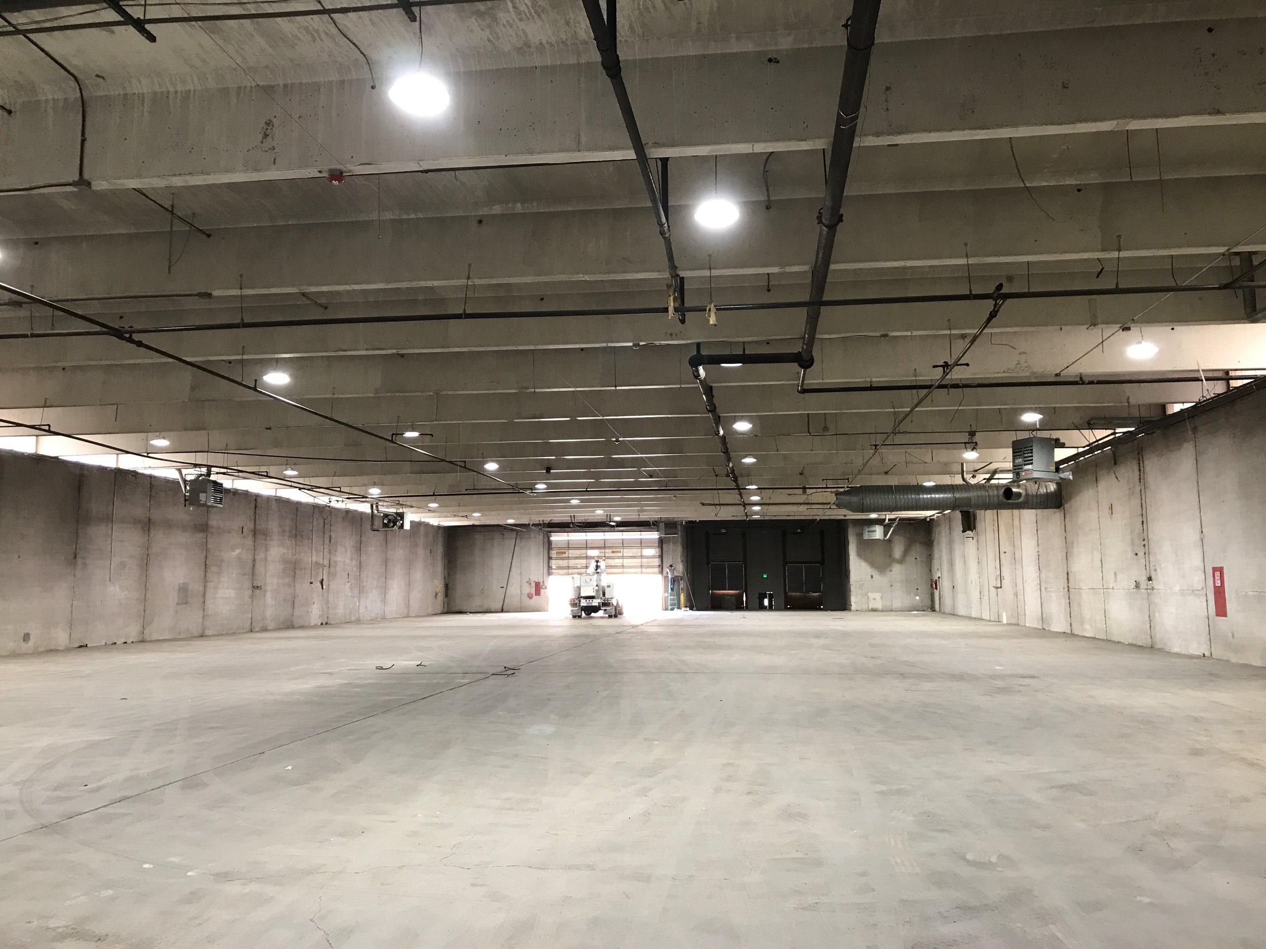 High Bay/Warehouse Lighting