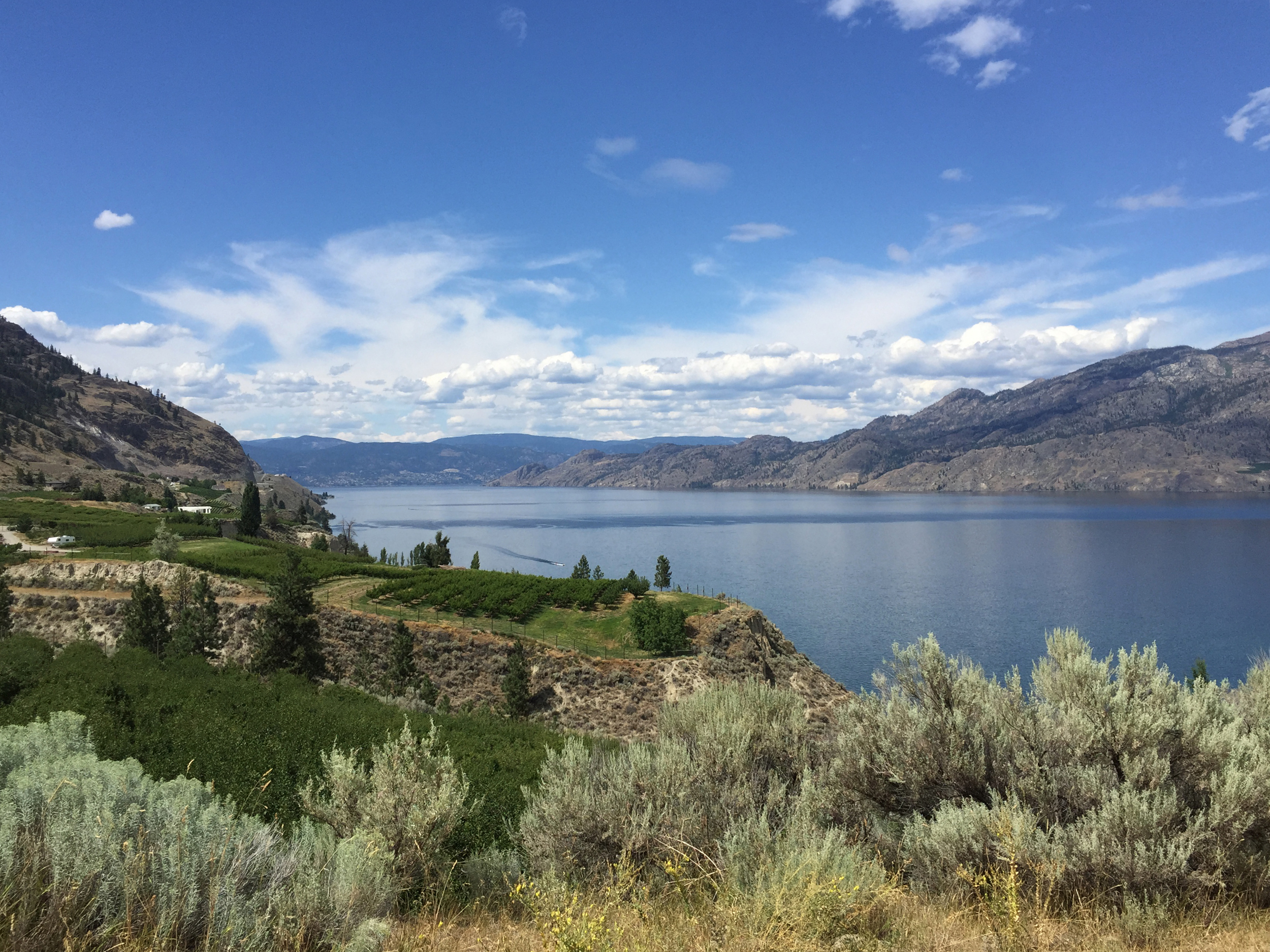 Summerland, BC - lovely town