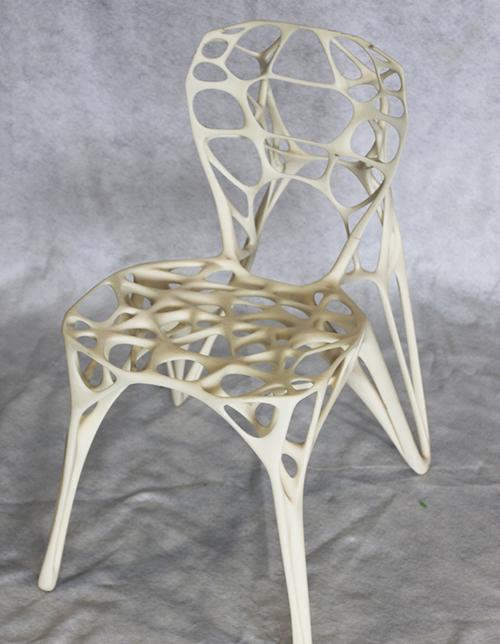 3D Printed Web Chair