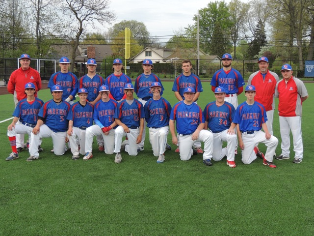 Parkway Christian Varsity Baseball