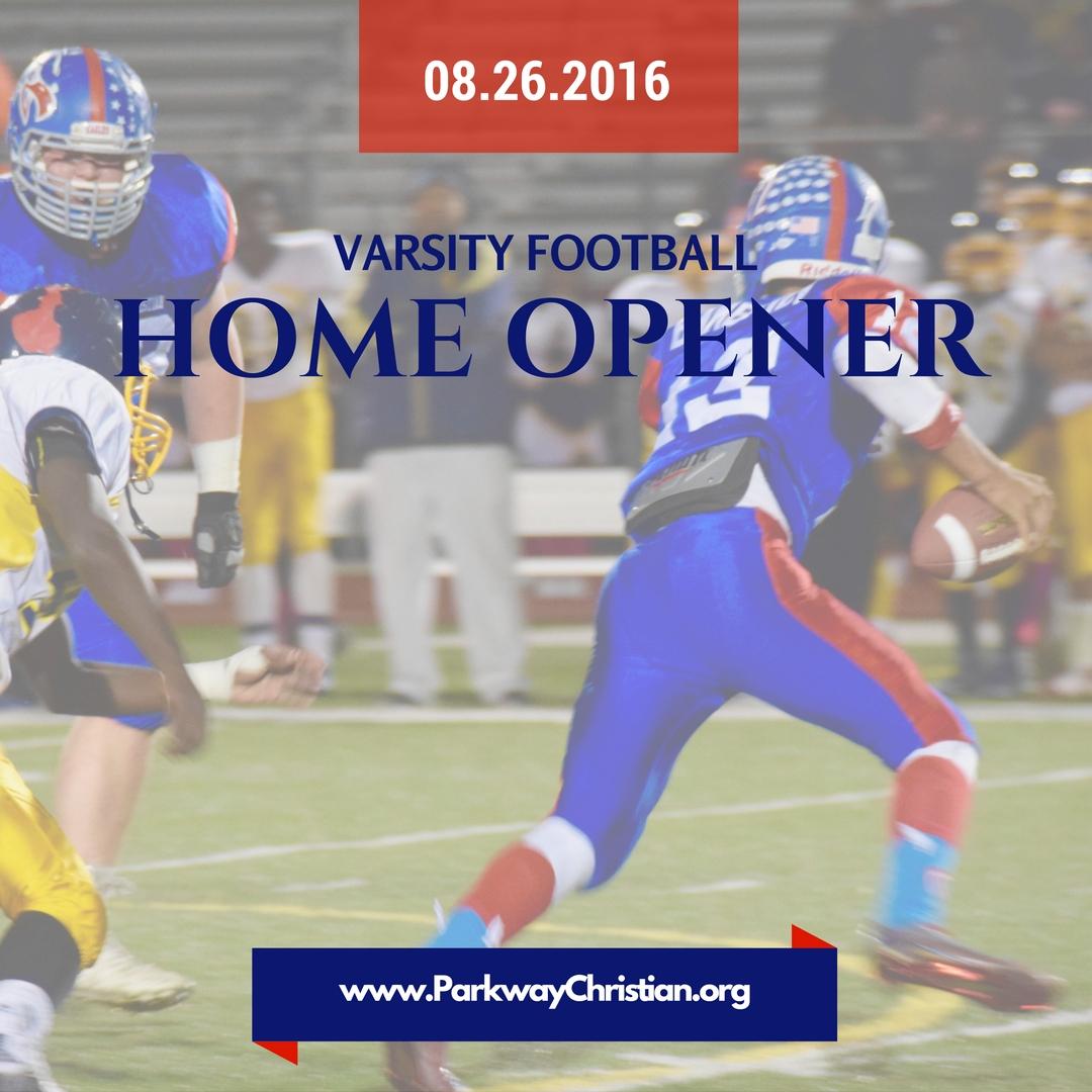 Parkway Christian School Varsity Football