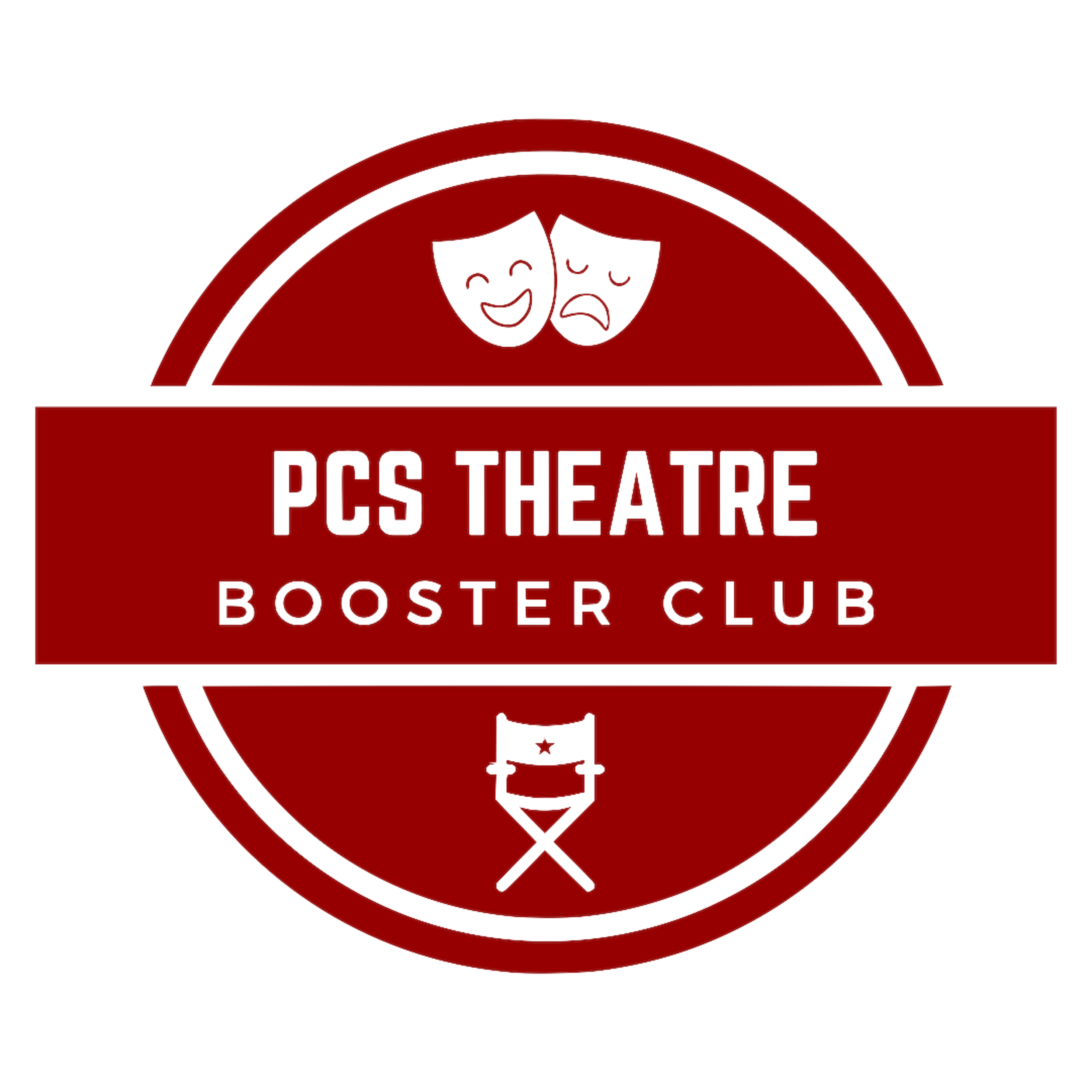 PCS Theatre Booster Club Logo-Red.png