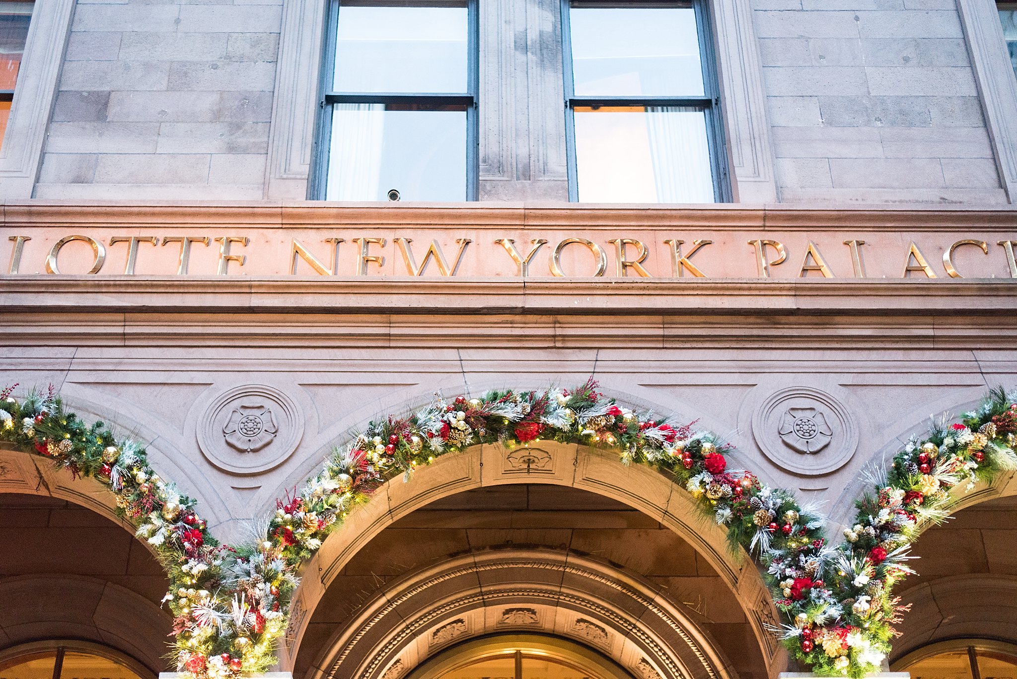 high end hotels in new york city lotte new york palace