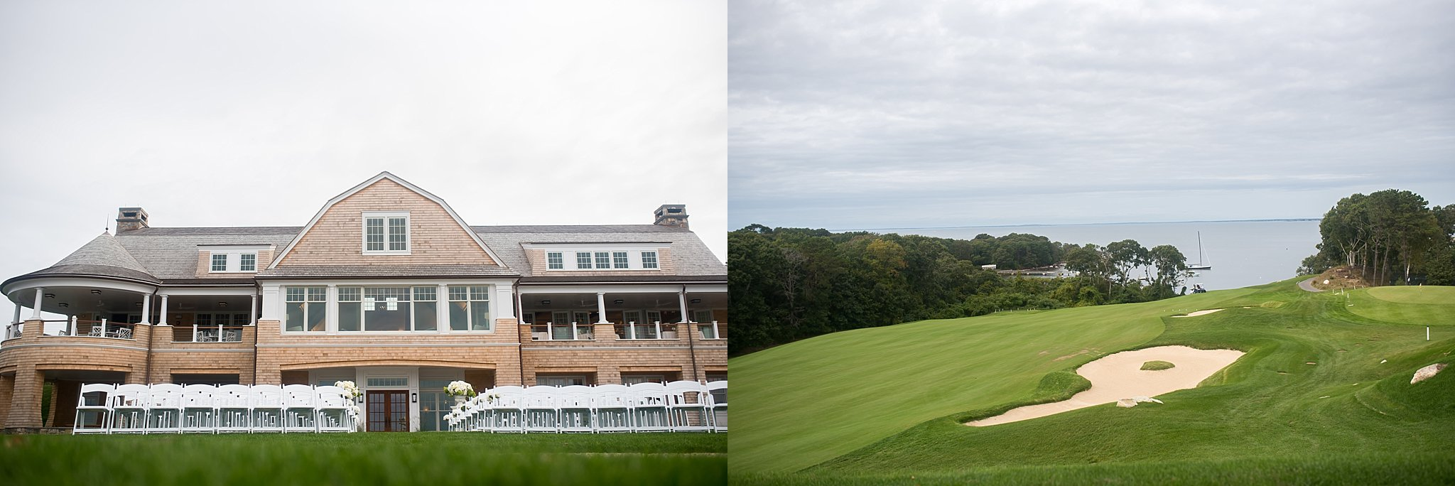 beautiful wedding view at woods hole country club.jpg