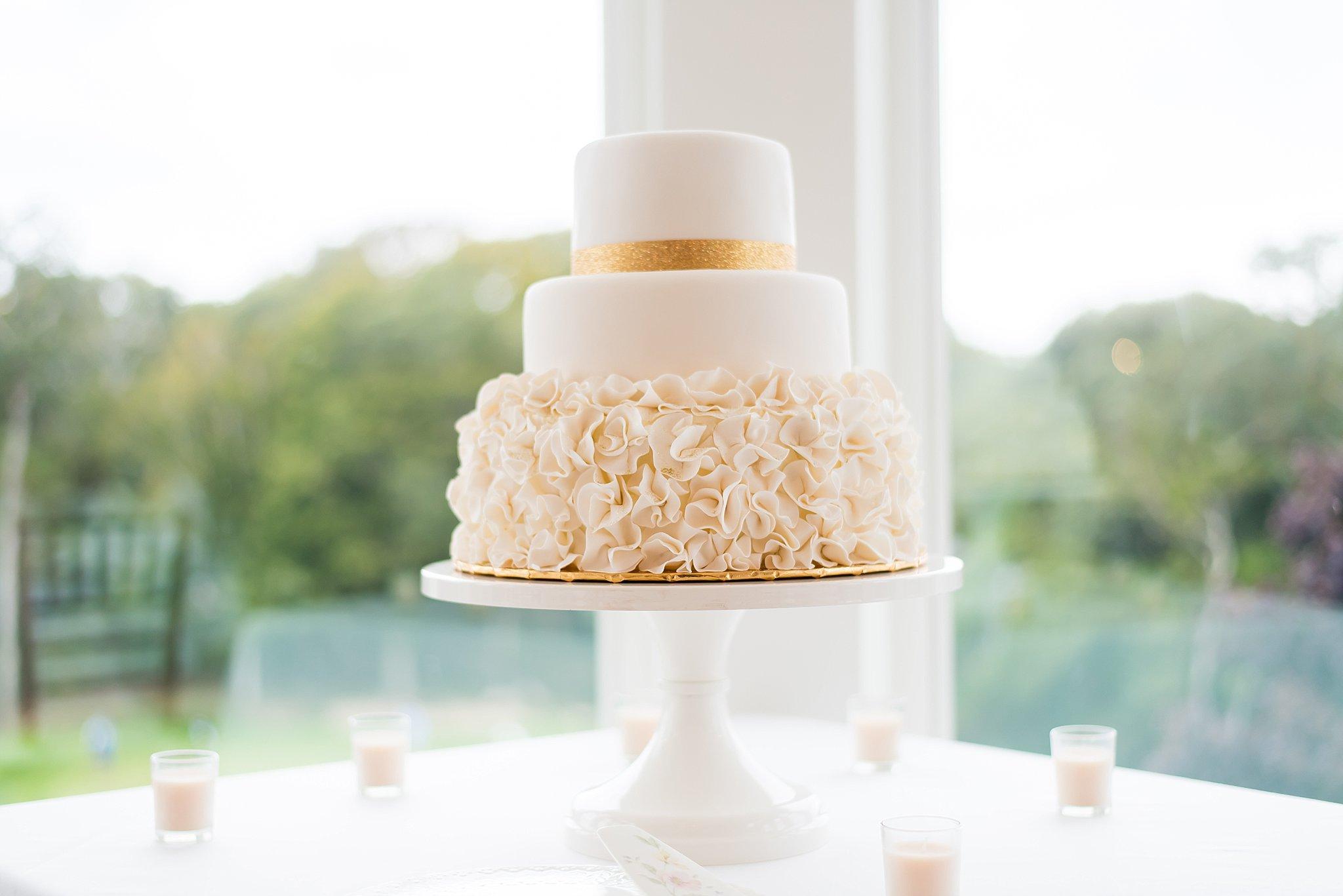 modern and chic wedding cake in cape cod.jpg