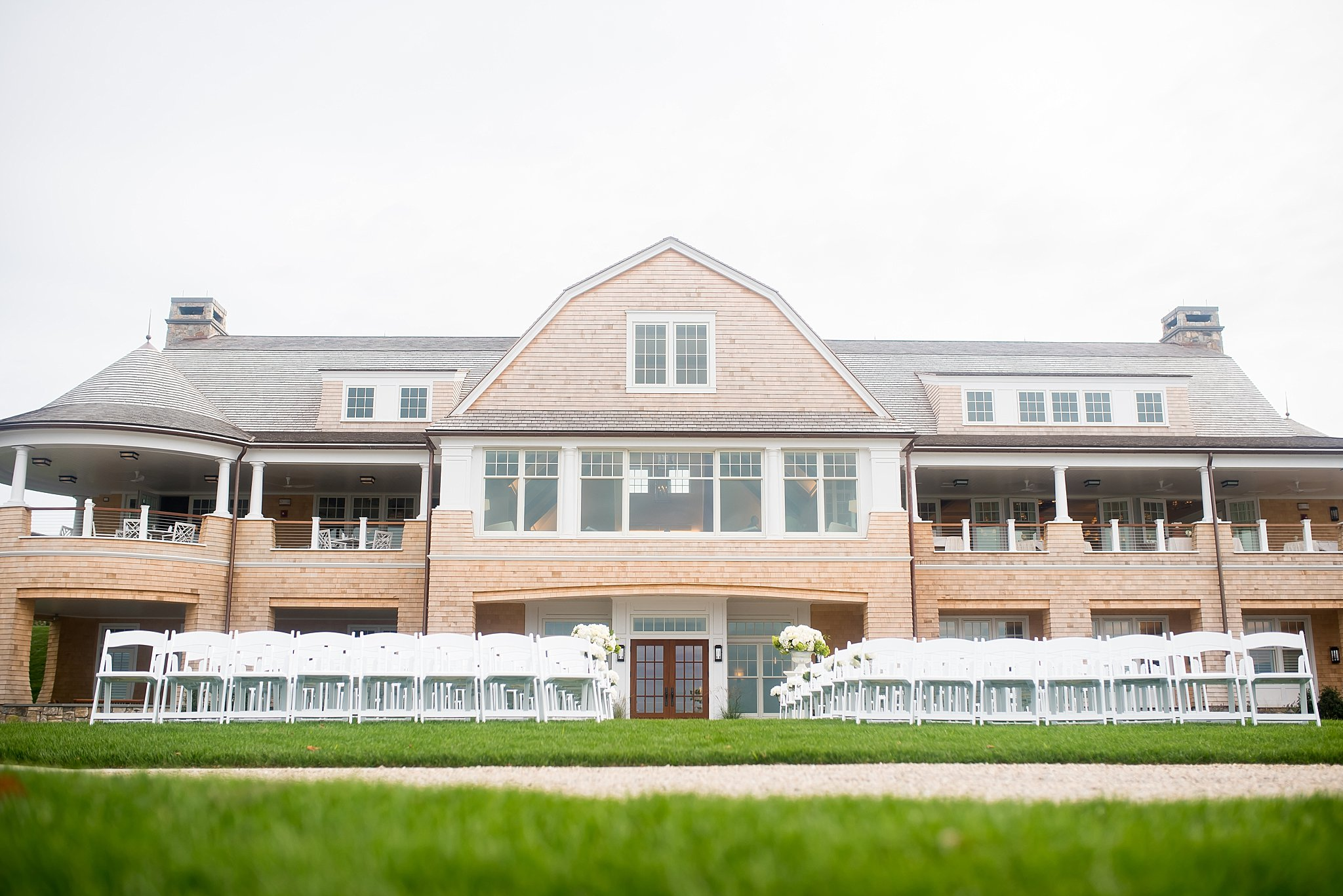 outdoor wedding at woods hole country club.jpg
