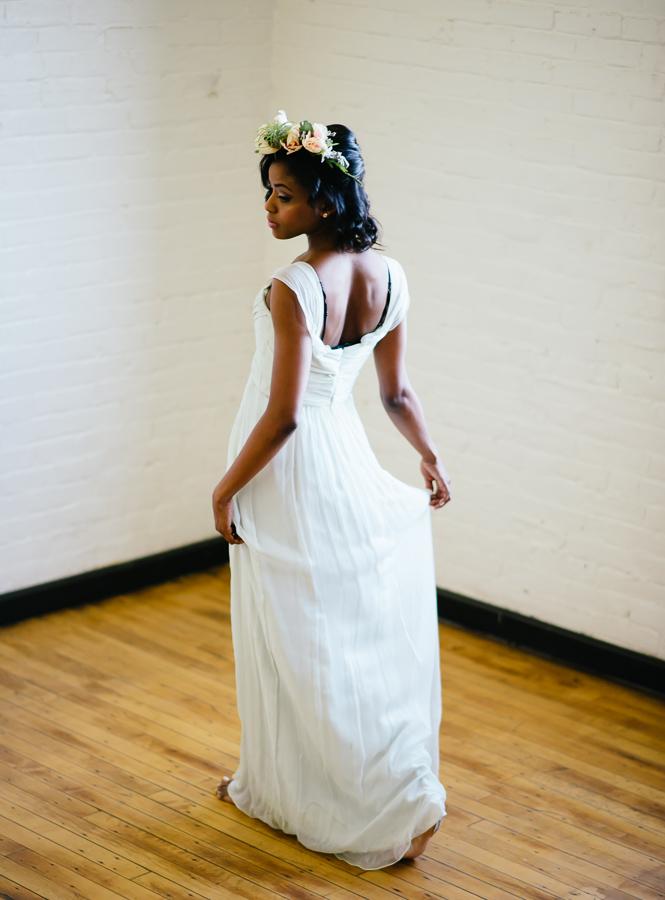 care free bride on wedding day.jpg