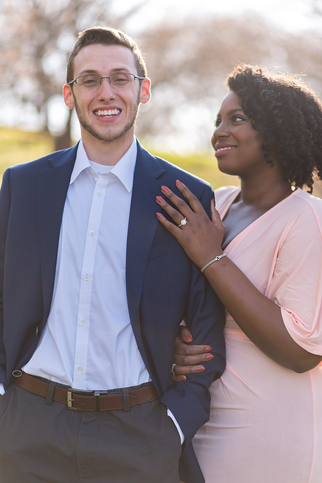 Engagement Photography in Boston