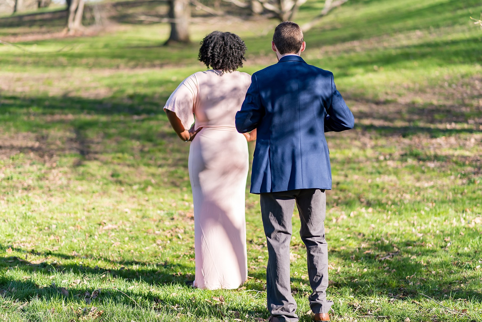 Surprise Proposal in Boston, Arnold Arboretum | Daniella and Phillip