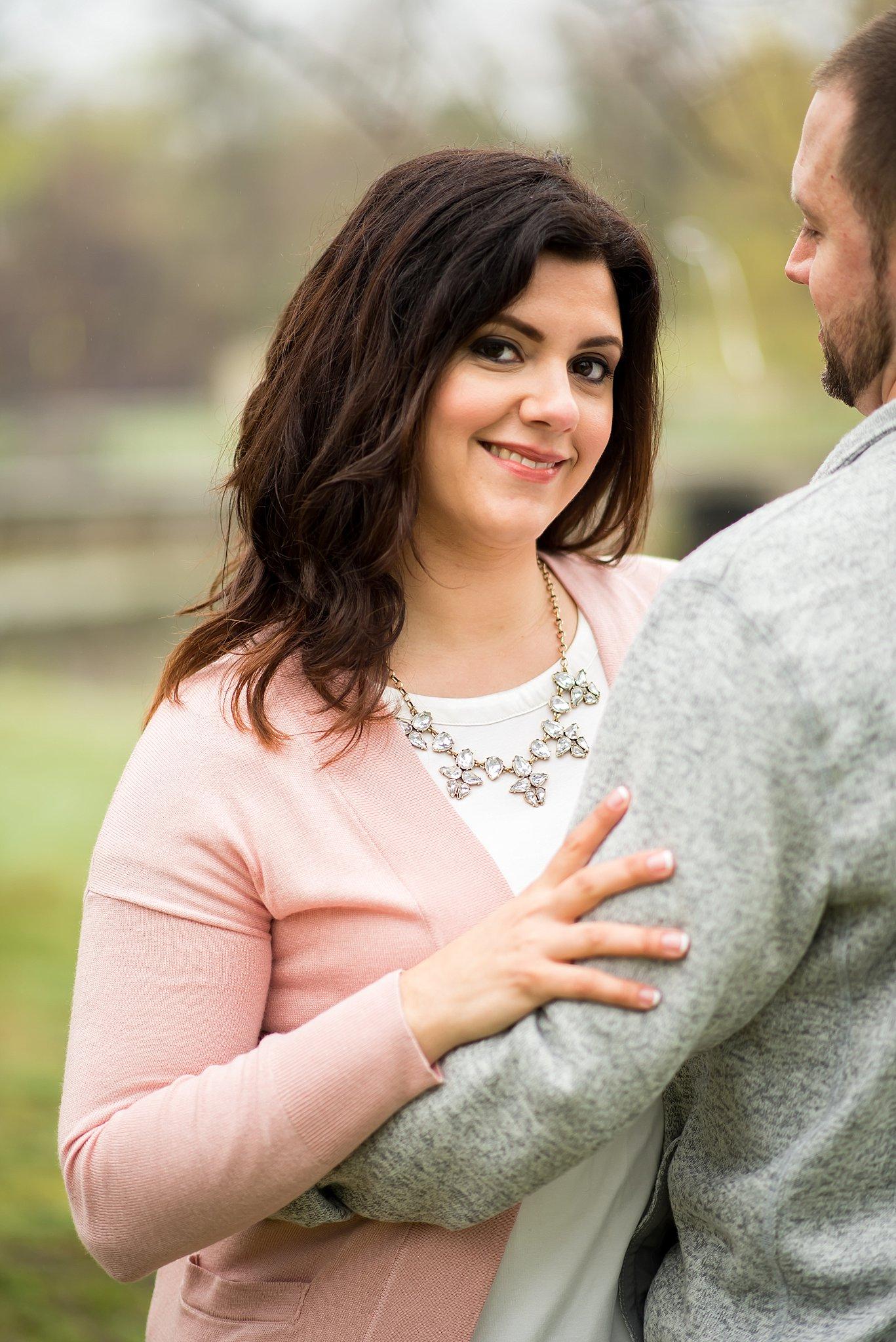 Larz Anderson Park Engagement session
