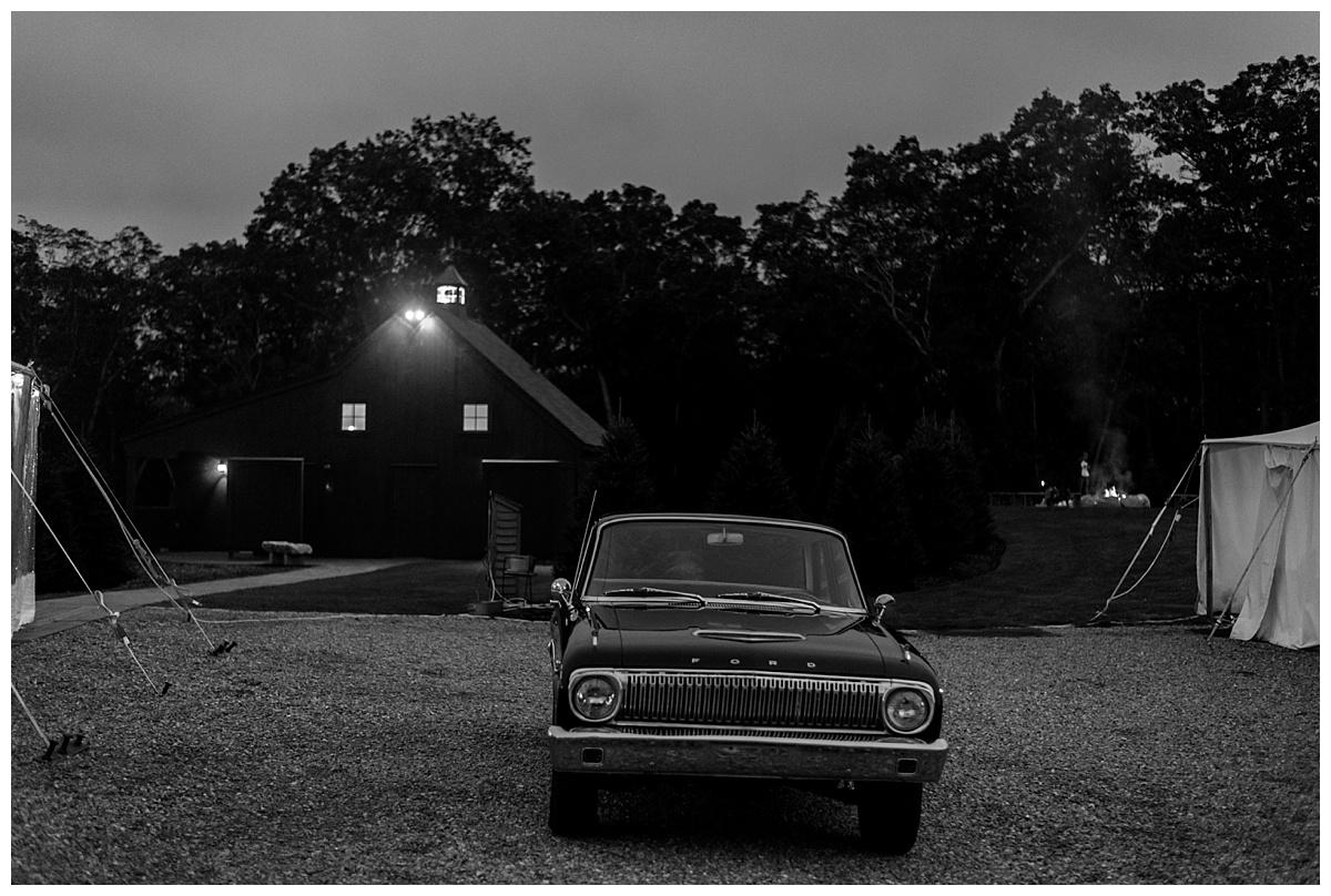 Vintage car at The Overlook at Greer Tree Farm.jpg