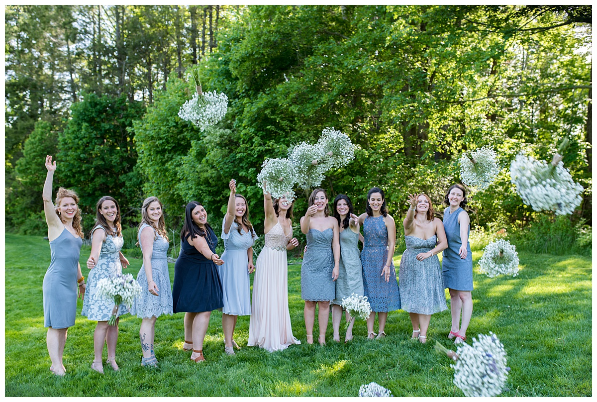 Bridesmaids photos at Pierce House in Lincoln.jpg