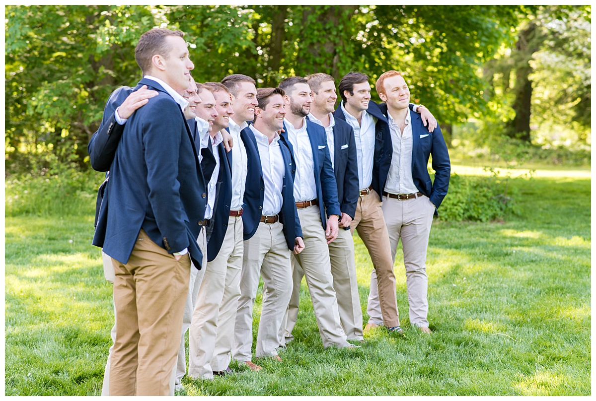Groomsmen photos at Pierce House.jpg