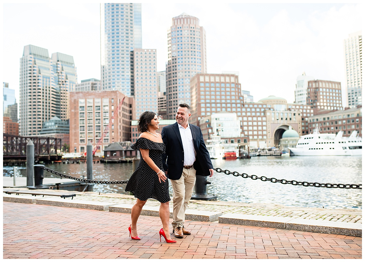 engagement pictures boston seaport