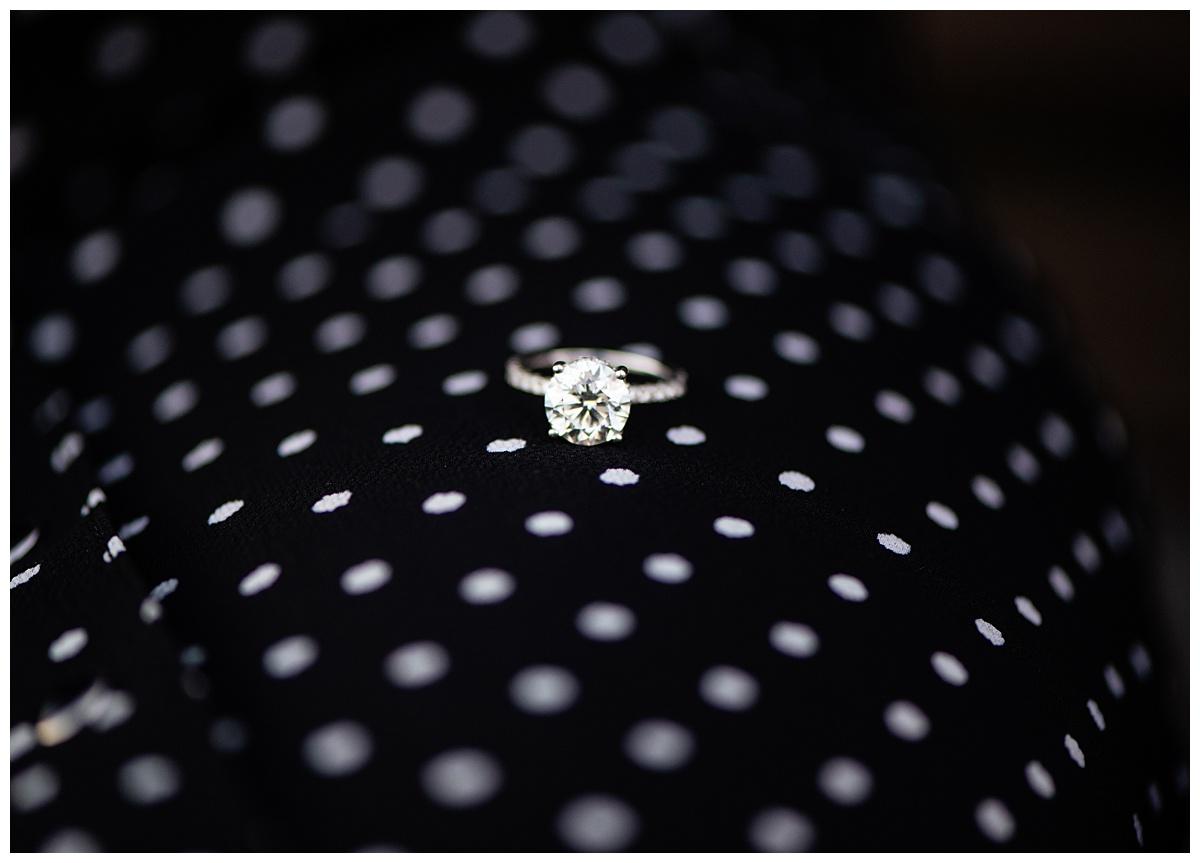 engagement ring Boston Seaport