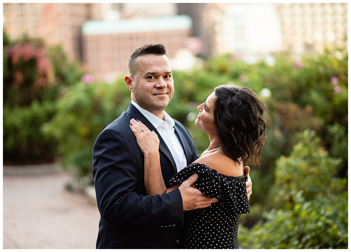 elopement photography Boston Seaport