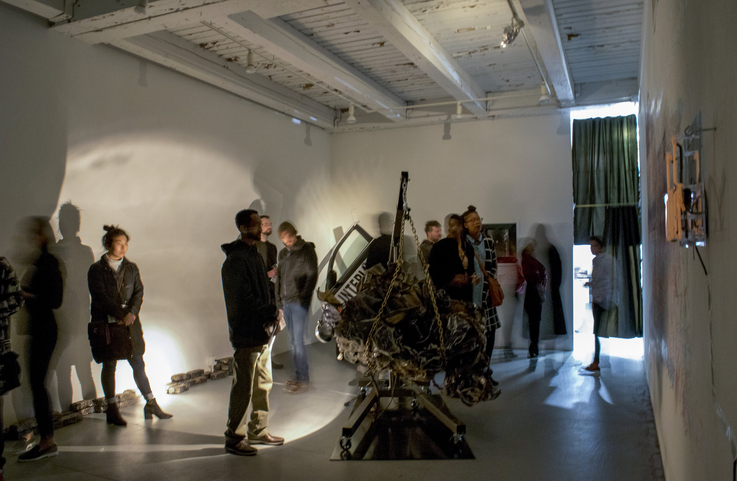 The Chicago Artists Coalition presents Keeping Record, an exhibition by Derrick Woods-Morrow