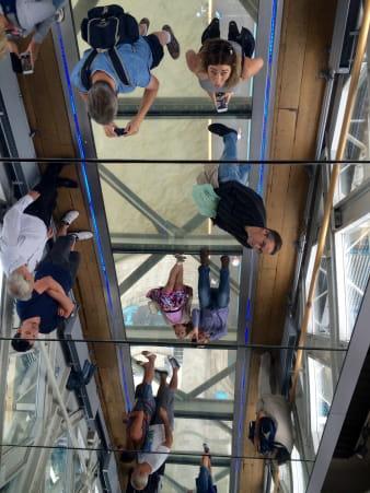 Tower Bridge Glass Walkway
