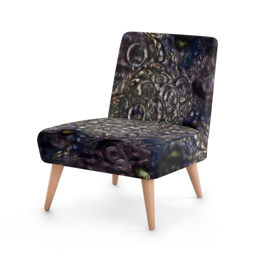 Sea Life Designer Occasional Chair