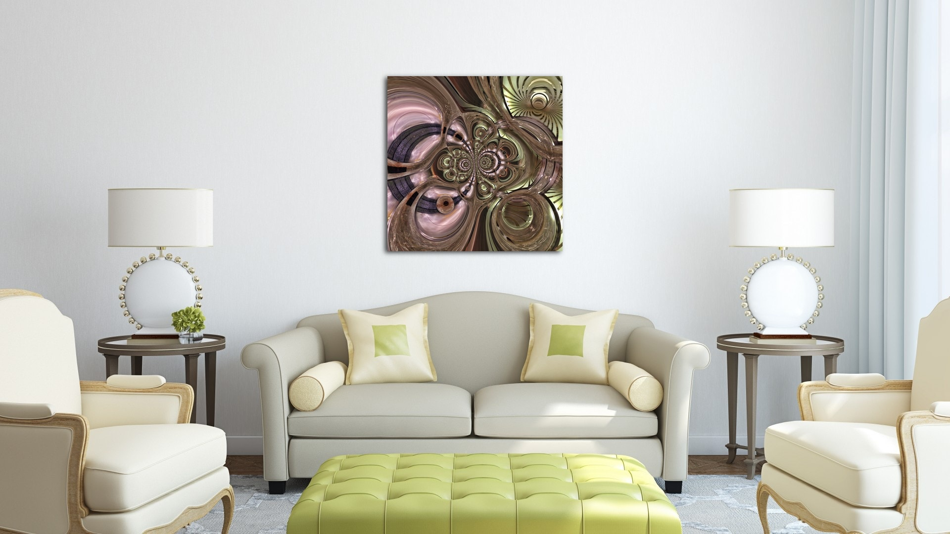 Empiric Eyes abstract artwork available on alu-dibond and metallic fine art prints