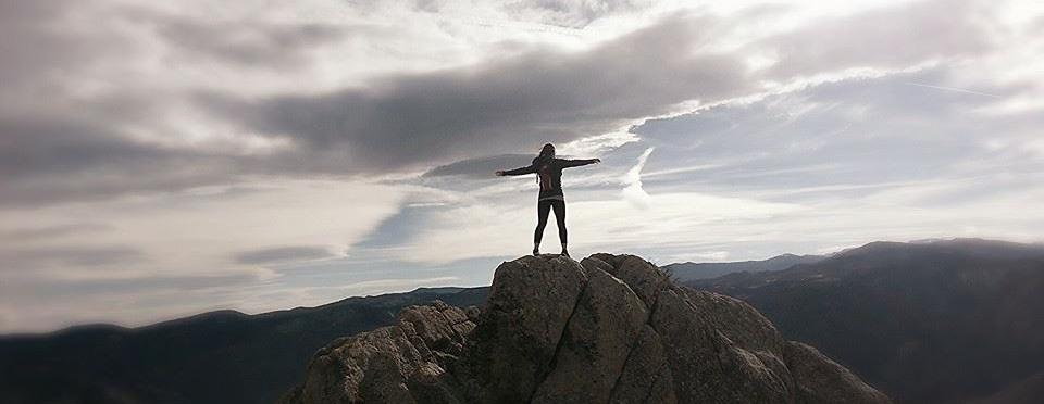 Greyrock Mountain, Poudre Canyon, Colorado   2015