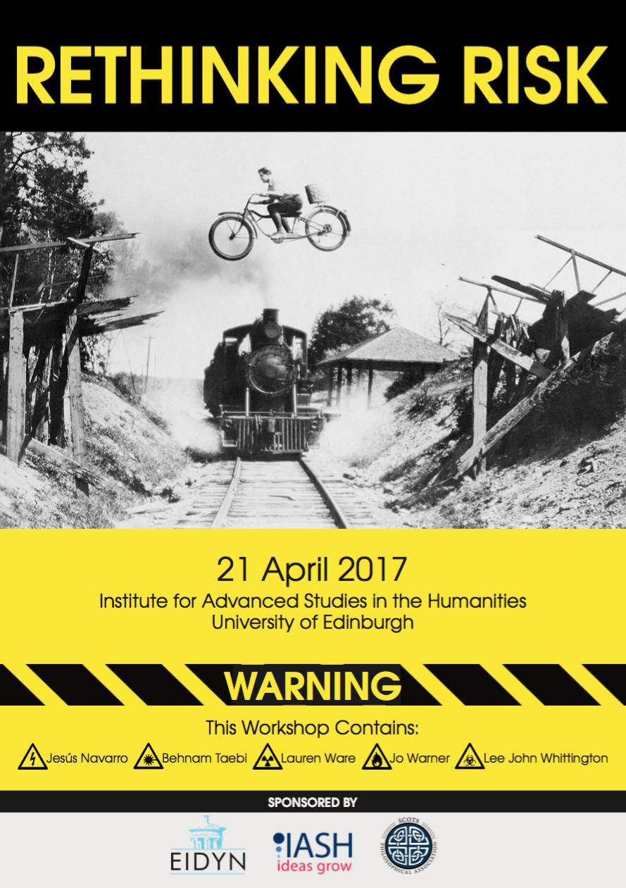 """Rethinking Risk"" - 21 April, 2017"