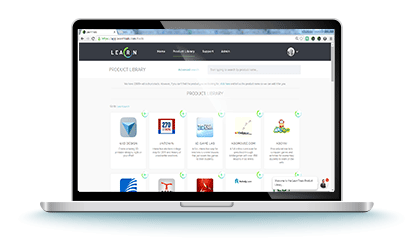 LearnPlatform, Product Library (Laptop)
