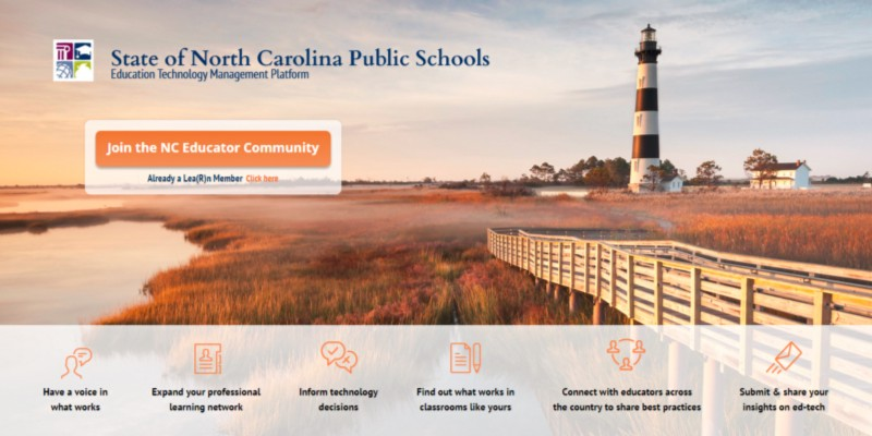 LearnPlatform & NCDPI Contract Provides Benefits for Schools & Districts