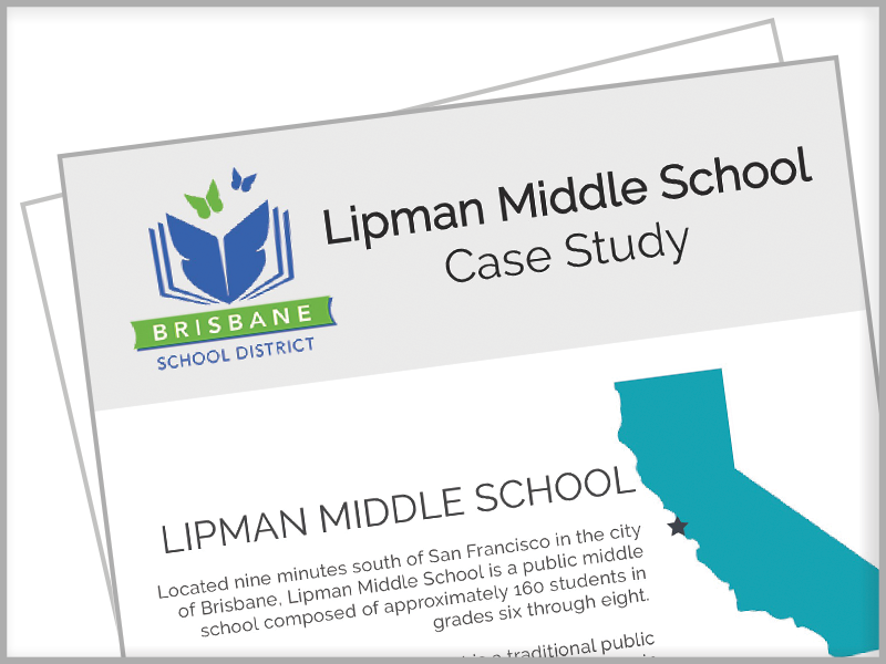 Lipman Middle School Case Study