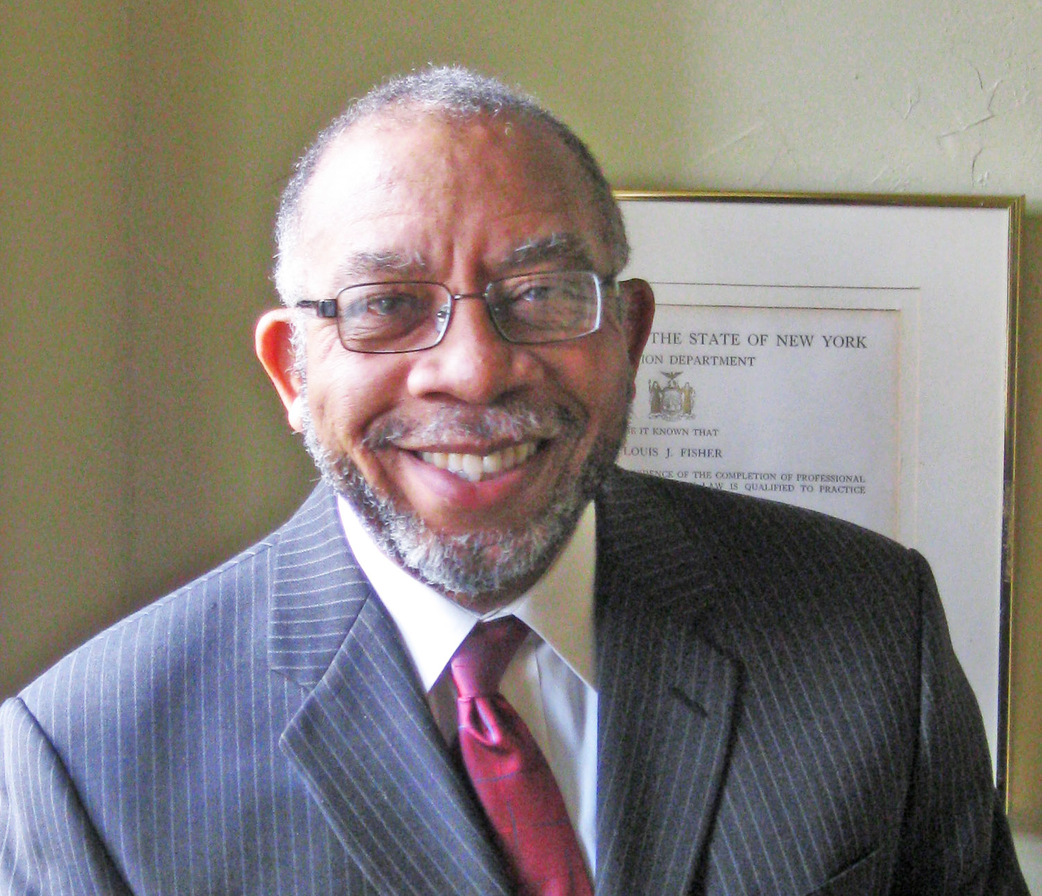 Louis J. Fisher, AIA - NOMA-Detroit Board Member At Large 2016