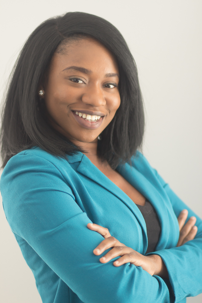 Marketing Chair - Mariam Okunlola