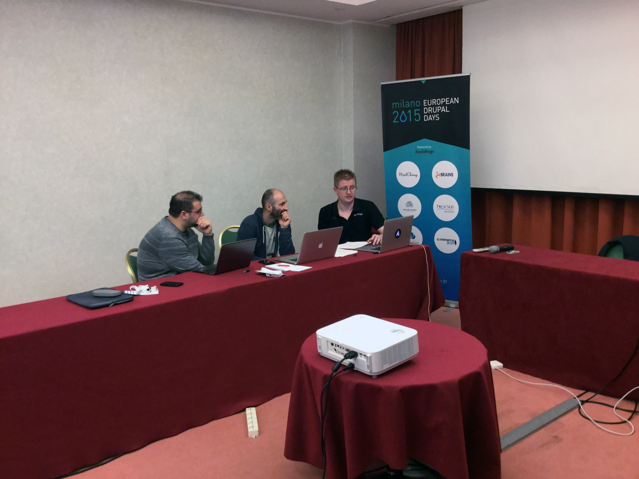 """European Drupal Days"" di Milano"