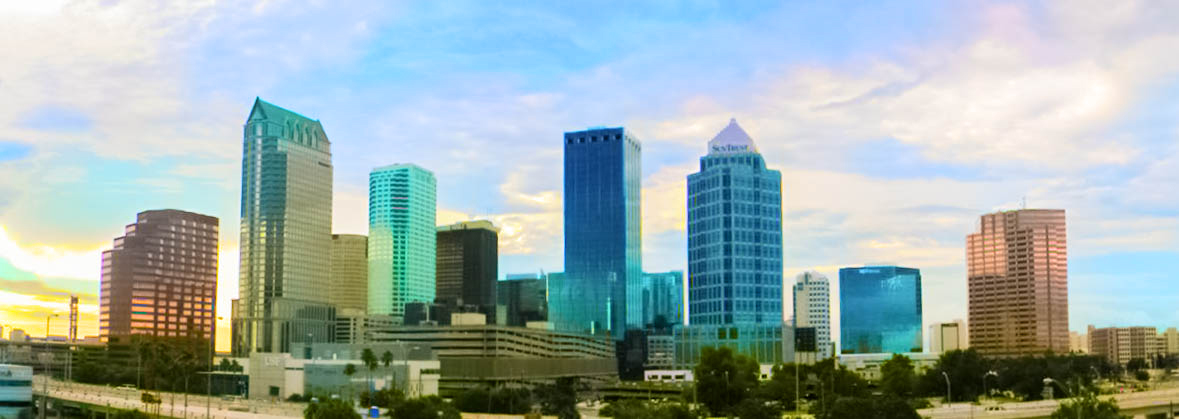 Tampa Skyline: After