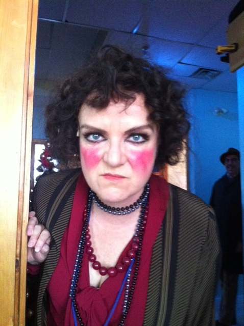 As Miss Hannigan in  Annie , Drayton Entertainment, 2013.