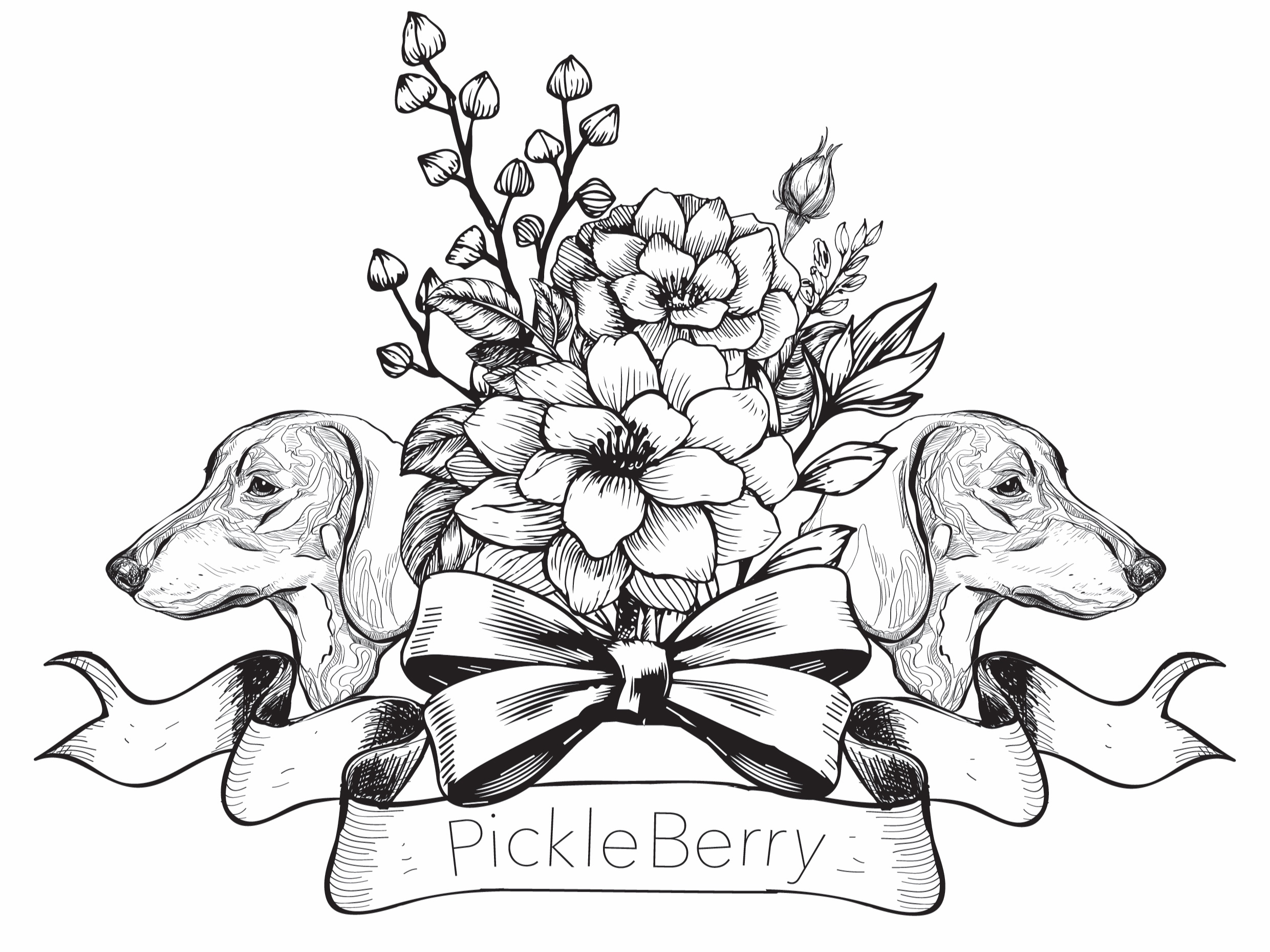 PickleBerry Florist - Product and Media images.