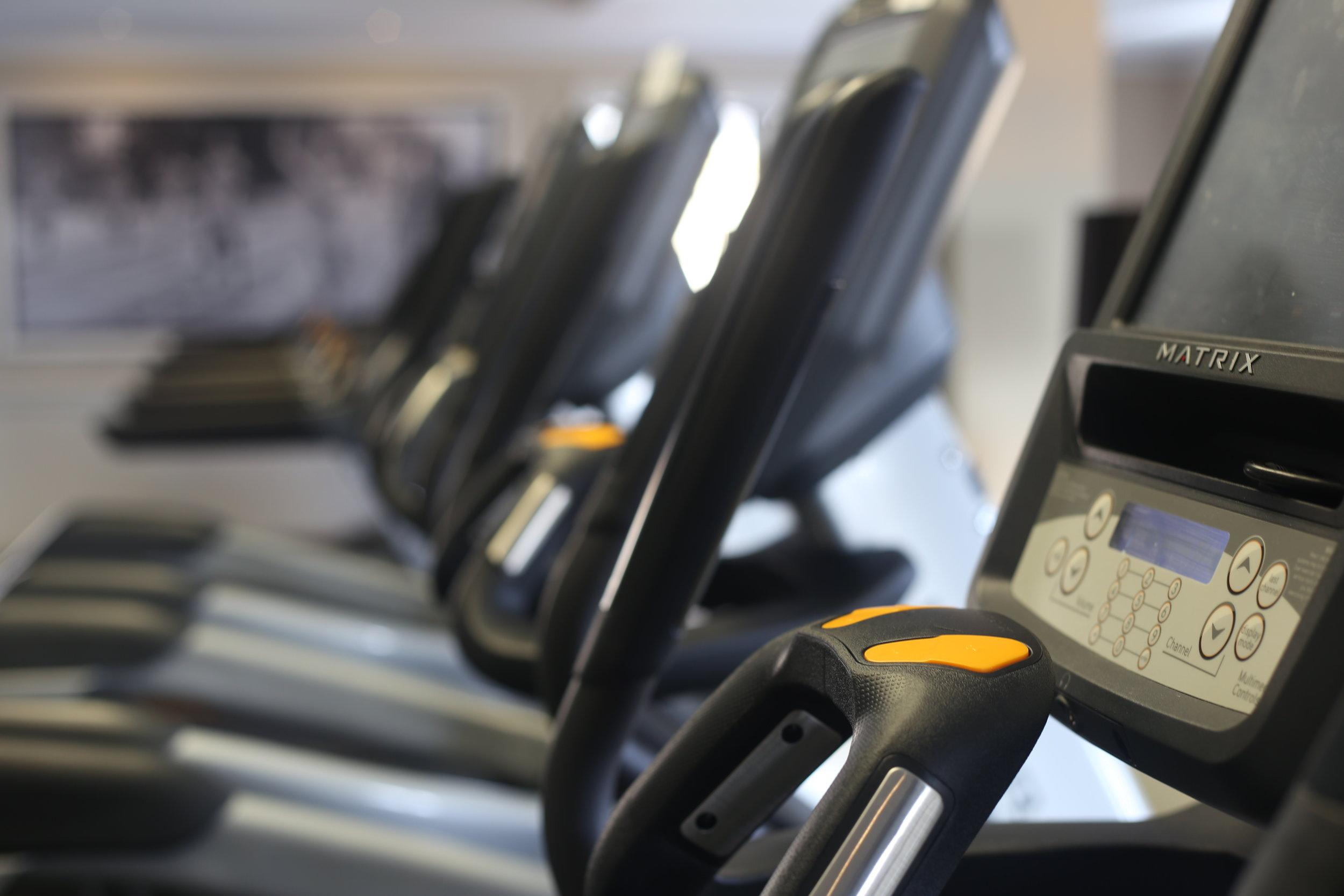 Uclub Fitness Room