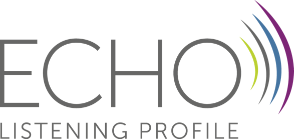 -         Contact me to learn more about the ECHO Listening Profile