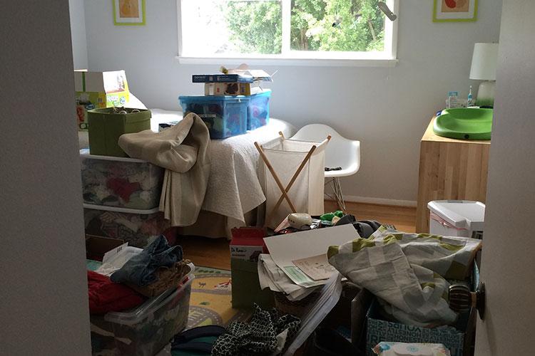 Kids Room - Before