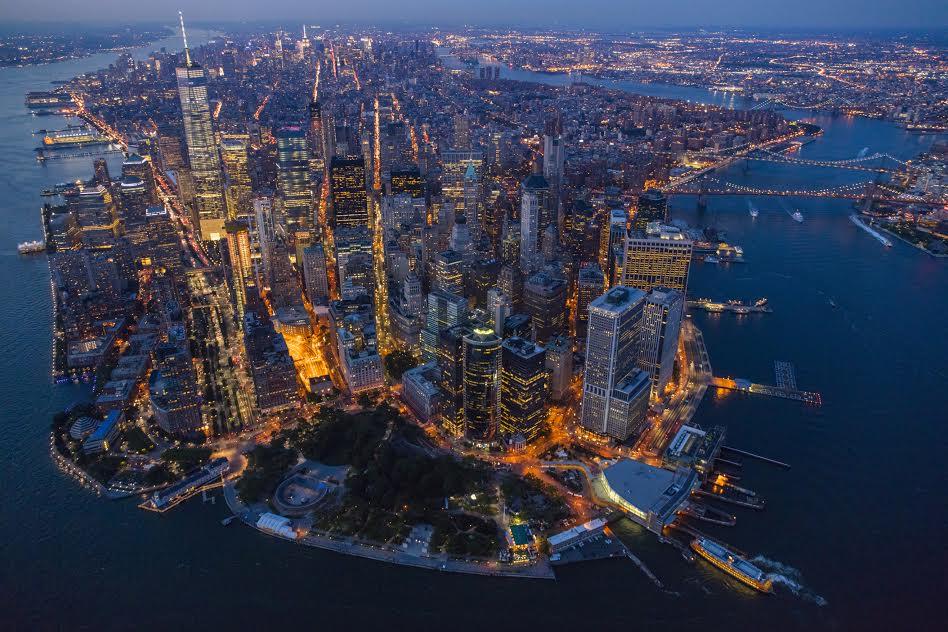 Photo: New York Air series  © George Steinmetz