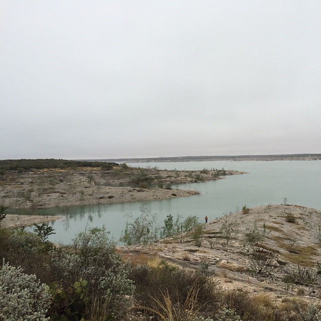 Lake Amistad is a reservoir on the Rio Grande that is located near Del Rio,TX