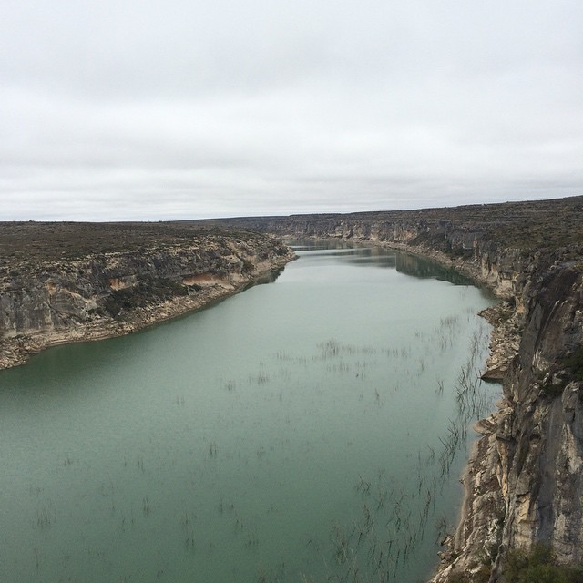The beauty of the Pecos makes the river a deserving candidate to be the subject of a romantic love song.