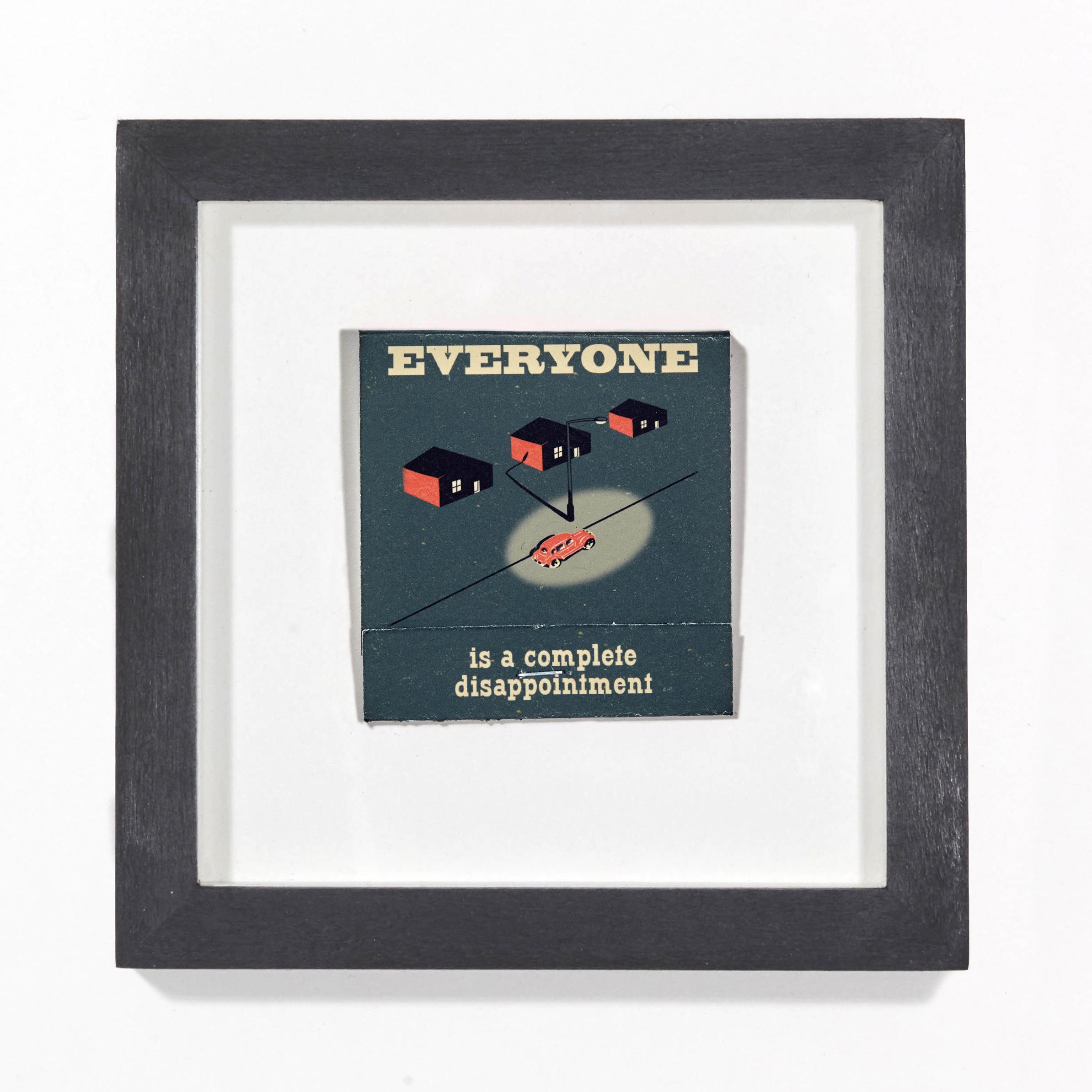 Unfound Object XXI (Everyone)