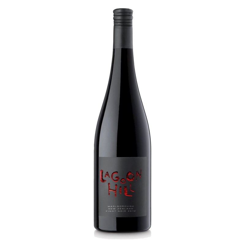 Lagoon Hill  Pinot Noir - Aromas of plums, black cherry and savory spice. It's medium bodied yet elegant, with a long, silky finish.