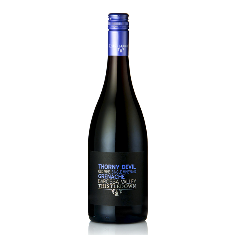 The Thorny Devil Grenache - Delicious, crunchy red berry fruit, subtly perfumed with a juicy yet dense structure and a multi-layered finish.