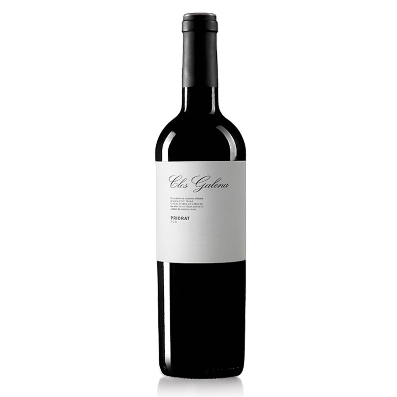 clos galena - Highly complex, elegant and mature- ripe fruit fused with black spice and a long, intense finish.